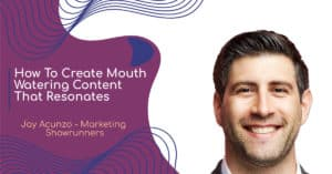 How To Create Mouth Watering Content