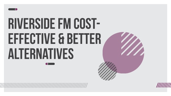 Riverside fm alternatives and competitors