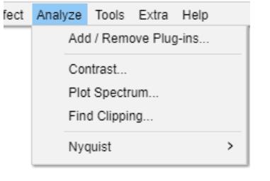 audacity plugins
