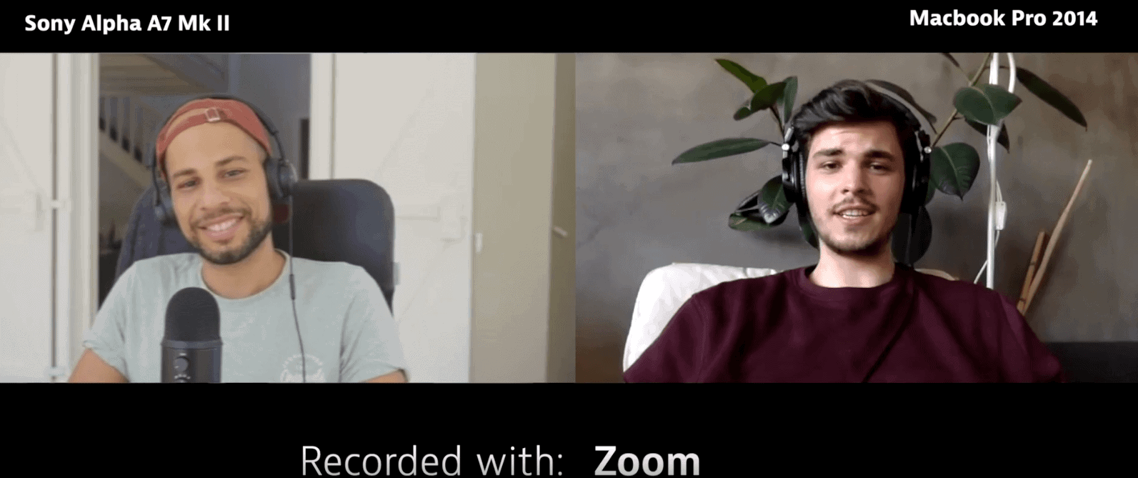 with zoom
